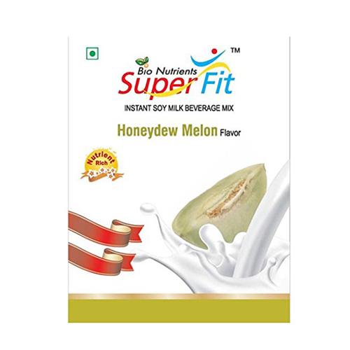 Super Fit Soy Milk Beverage Mix Honeydew Melon 200gm Pack